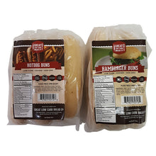Hot Dog & Hamburger Buns by Great Low Carb Bread Company, 32 oz.