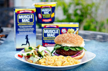 High Protein Mac & Cheese by Muscle Mac
