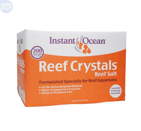Instant Ocean-Reef Crystals Salt Mix