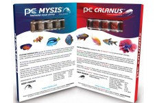 PE Mysis 4oz and PE Calanus 4oz Twin Pack