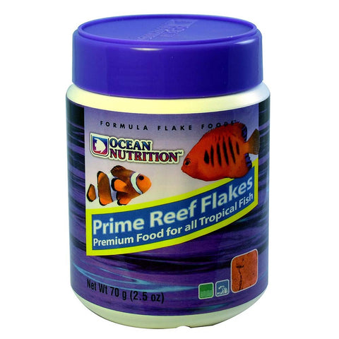 Ocean Nutrition Prime Reef Flake 2.5oz