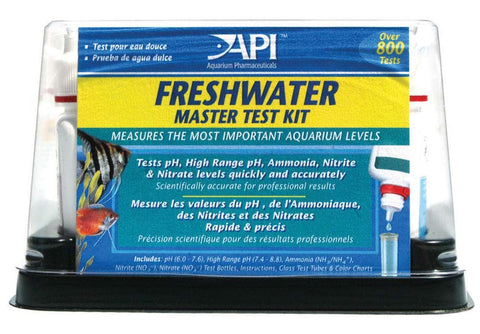 API Freshwater Test Kit