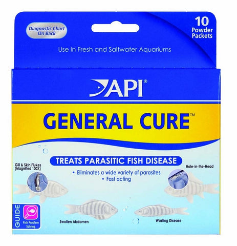 API General Cure Powder 10pk