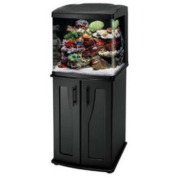 Coralife 29/32Gal BioCube LED Stand Black