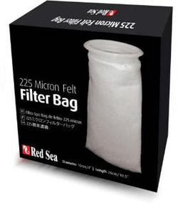"Red Sea Filter Socks 225 Micron Felt Filter Bag - 100(4"")/260(10.5"")"