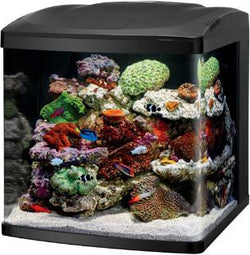 Coralife 32Gal BioCube LED Aquarium Kit Black