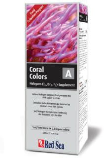 Red Sea Reef Colors A (Iodine/Halgens)