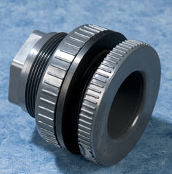 Schedule 80, Heavy Duty Standard Threaded Bulkhead