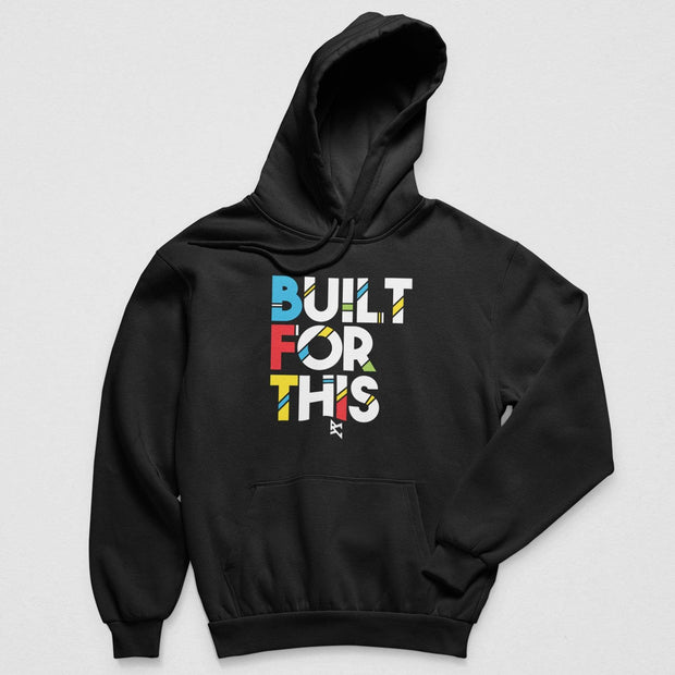 Built For This Hoodie - Knight