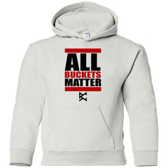 Youth Buckets Matter Hoodie