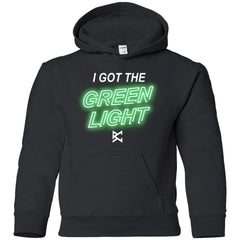 Youth Green Light Hoodie
