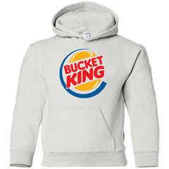 Youth Bucket King Hoodie