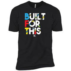 Youth Built For This T-Shirt - V2