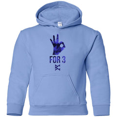 Youth For 3 Hoodie - Winter