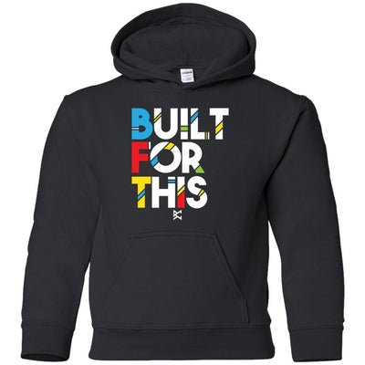 Youth Built For This Hoodie