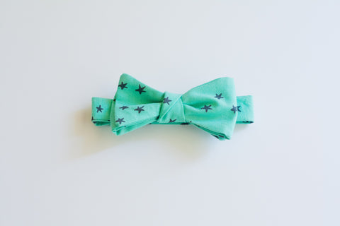 Little Boy Bow Tie in Starry