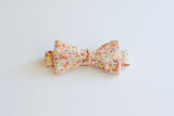 Father & Son Bow Tie Set in Spring Floral