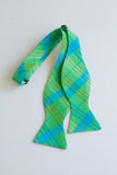Men's Bow Tie in Picnic Plaid