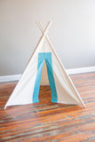 Play Teepee in Teal Arrows