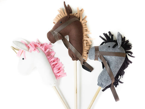 Stick Horses and Unicorns