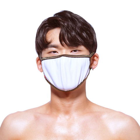 [M2W] Face Mask White (0111-00)
