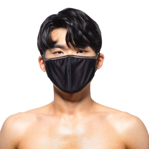 [M2W] Face Mask Black (0111-20)