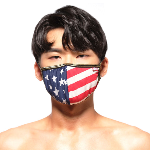 [M2W] Face Mask USA (0111-60)