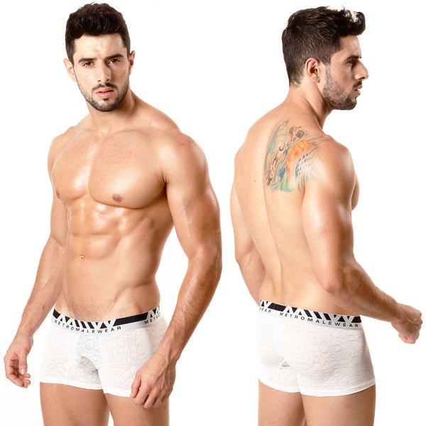 [M2W] Carve Short Boxer 7Inch Ivory (2022-60)