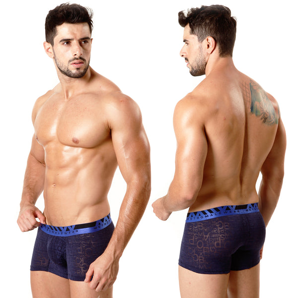 [M2W] Carve Short Boxer 7Inch Navy (2022-62)