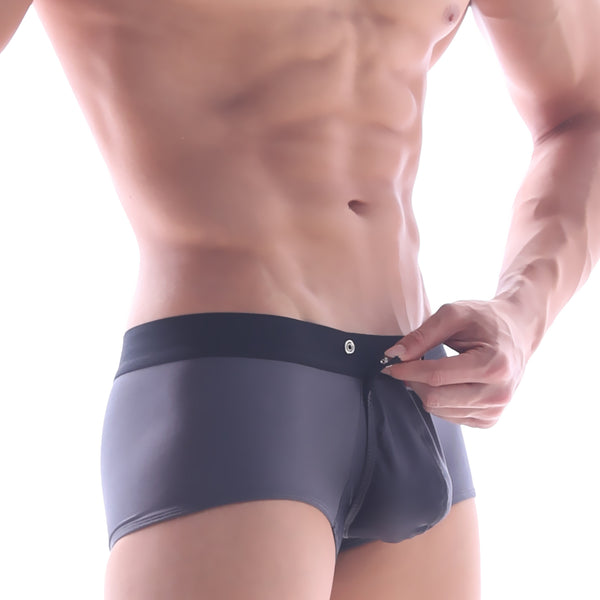 [M2W] SNAP TRUNK CHARCOAL (2223-11)