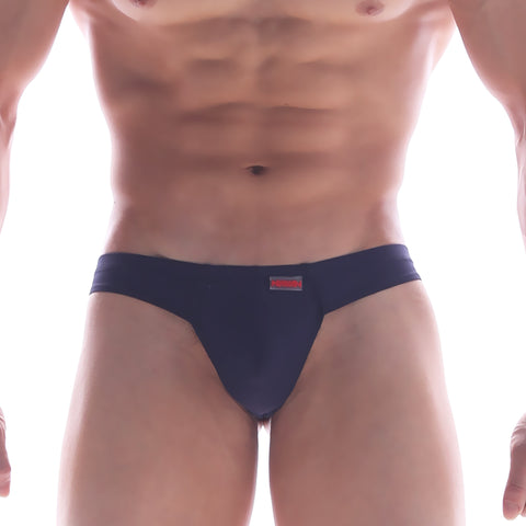 [M2W] Cheek Thong Navy (2802-28)