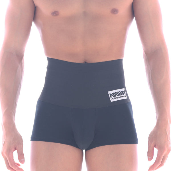 [M2W] Shaper Hip Trunk Black (3022-80)