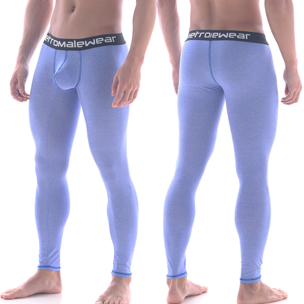 [M2W] Perfect Scene Long John Blue (3052-08)