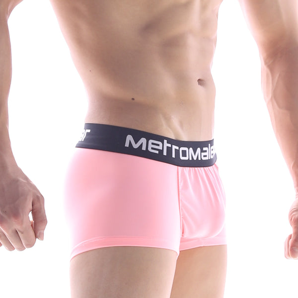 [M2W] Pocket Short Boxer Pink (3113-01)