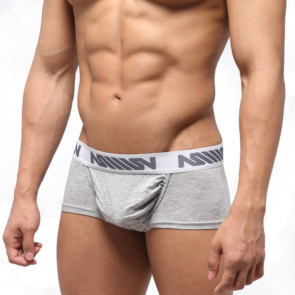[M2W] Pocket Short Boxer Gray (3113-10)