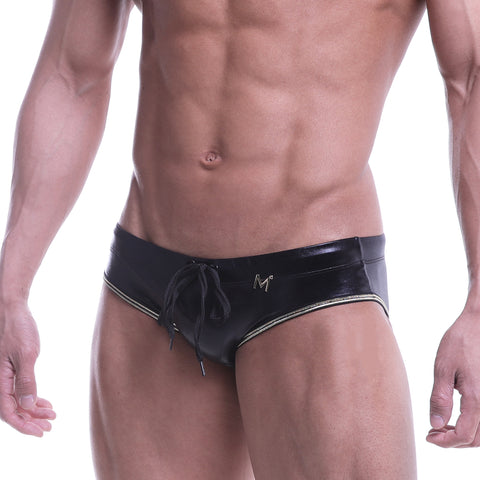 [M2W] Frontera Swim Brief Black (4914-30)