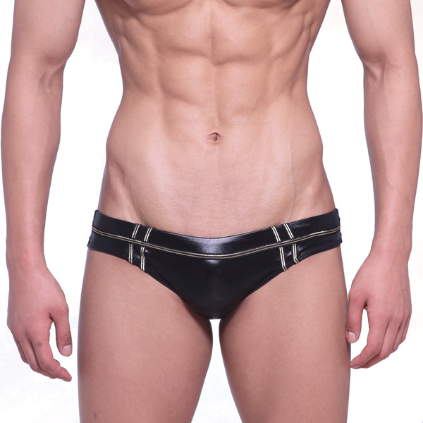 [M2W] Duque Swim Brief Black (4914-80)