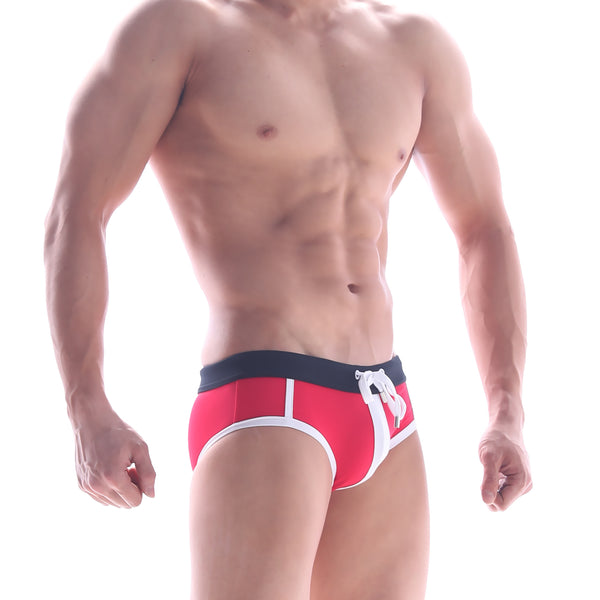 [M2W] Frame Swim Brief White (4916-81)