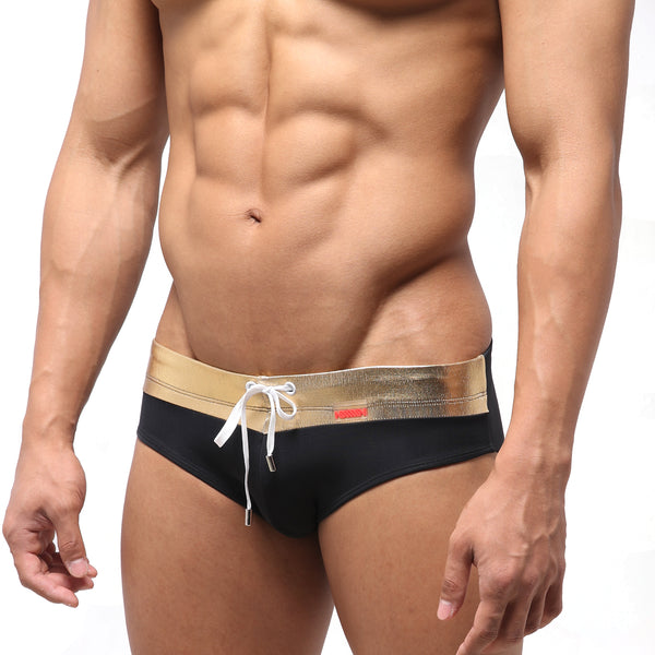 [M2W] Ibiza Swim Brief Metal Gold (4928-31)
