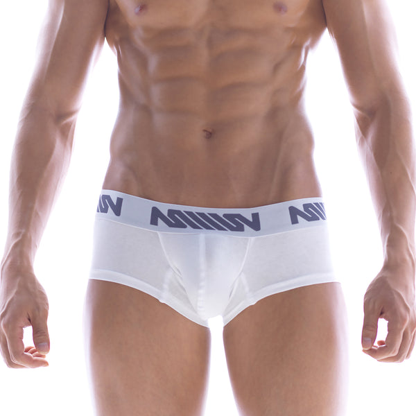 [M2W] Micro Mini Boxer Core White (7013-01)