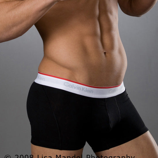 [Calvin Klein] Tech Active Trunk Black (U2723Blk)
