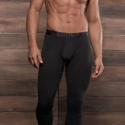 [C-IN2] Core Long Underwear Black (4038)