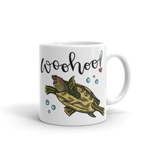 Woohoo! Turtle Mug *Custom*