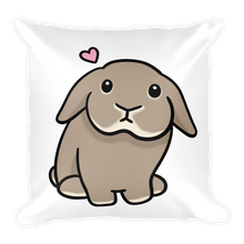 Wuuchan the Bun Square Pillow