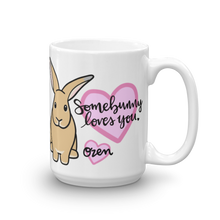 Ozen Somebunny Loves You Mug