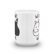 We do what we want Lionhead Mug