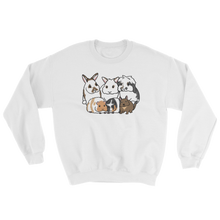 Bunnies Guinea Pigs and Degu Sweatshirt