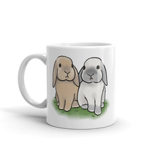 Teddy and Luna Mug