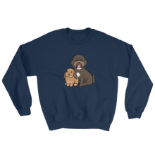 Napoleon and Alfie Sweatshirt