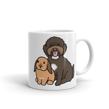 Napoleon and Alfie Mug